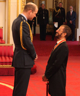 You Can Now Call Ringo Starr 'Sir'–He Was Just Knighted by Prince William
