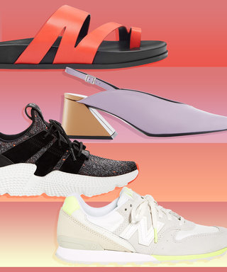 The Spring 2018 Shoe Trends That Fashion's 'It' Girls Are Wearing