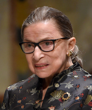 Ruth Bader Ginsburg Has Low Key Been Collecting Fancy Scrunchies From Around the World