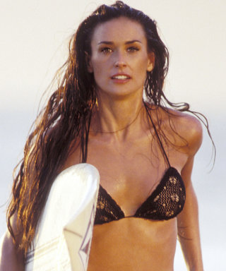 Demi Moore Is Going Into the Bikini Business