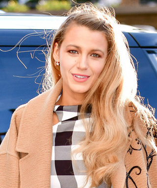 Blake Lively Shows Us an Easy (and Chic) Way toDress for Unpredictable Spring Weather