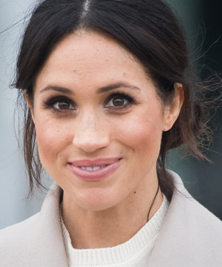 Found It: Meghan Markle's Favorite White Sneakers (They're Under $100, Too!)