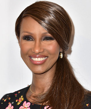 Supermodel Iman Has the Best 2 Tips on How to Age Gracefully