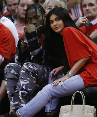 Kylie Jenner and Travis Scott Reenact Their First Public Outing a Year Later