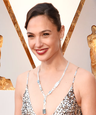 Gal Gadot's Oscars Dress Was Made for Boomerang, Not the Oscars
