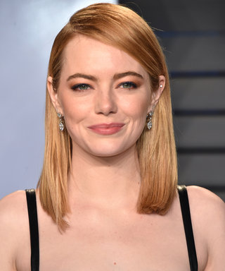 Emma Stone Oscars After Party Essie Nail Polish