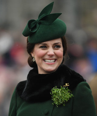 Kate Middleton's St. Patrick's Day Appearance Is One of Her Last Before Maternity Leave