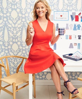 Reese Witherspoon's New Plus-Size Collection is Southern Belle Chic