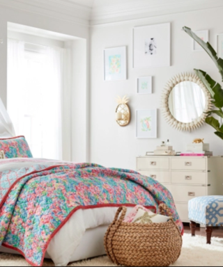 Everything You NEED from the Pottery Barn x Lilly Pulitzer Collection