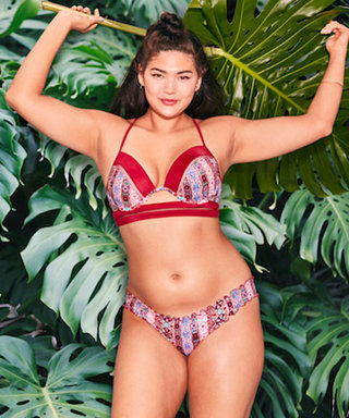 Target's Latest Swimsuit Campaign Features 100% Unretouched Images and We're Seriously in Love