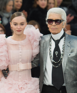 Karl Lagerfeld Is Giving Away Prom Dresses This Month