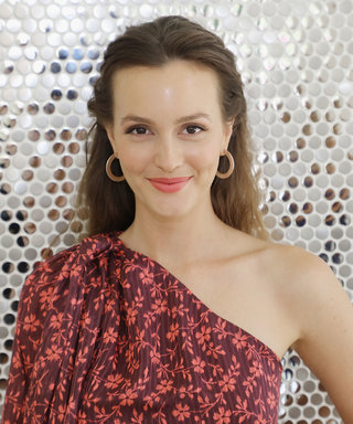 Leighton Meester Is Completely Unrecognizable with Her New Hair Color