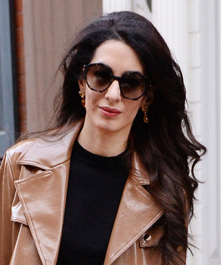 Amal Clooney and Meghan Markle Are Both Obsessed with This Retro Wardrobe Staple