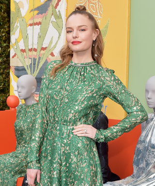 Kate Bosworth Demos the 2018 Way to Wear Sneakers With a Dress