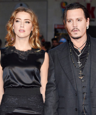"""Johnny Depp Just Changed His Amber Heard Tattoo Again—This Time from """"Scum"""" to """"Scam"""""""