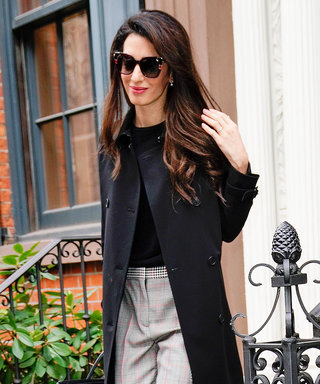 Amal Clooney, Like All of Us, Is an Outfit Repeater