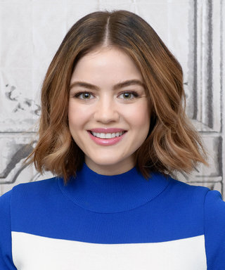 Lucy Hale Is the Latest Celebrity to Try This Major Spring Hair Trend