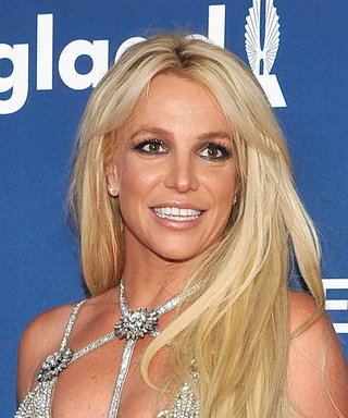 "Britney Spears's Naked Red Carpet Dress Could Have Been in the ""Toxic"" Music Video"