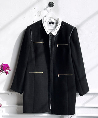 This Just In: Karl Lagerfeld Paris Designed a Plus-Size Collection
