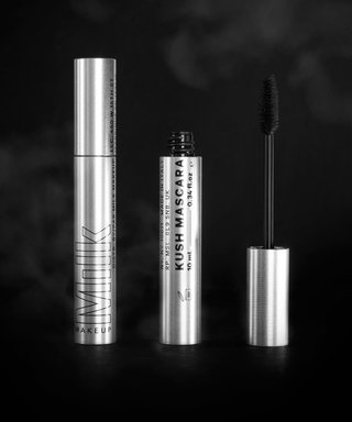 This Cannabis Oil-Infused Mascara Will Give You the Longest Lashes Ever
