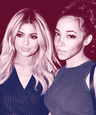 Tinashe Recorded Her Album While Eating Tacos with Kendall and Kylie Jenner