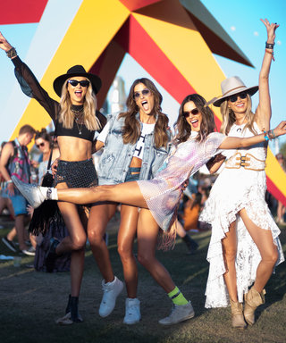 All the Style Stars That Hit the Coachella Music Festival