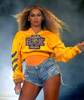 Beyonce Is Selling $1,790 Sweatshirts Inspired by Her Coachella Looks