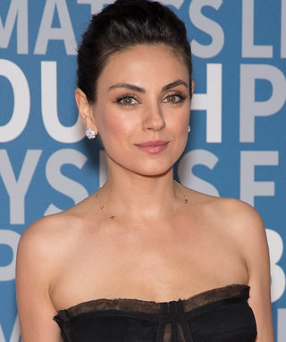 Mila Kunis's New Haircut Will Convince You to Try an Angled Bob This Summer