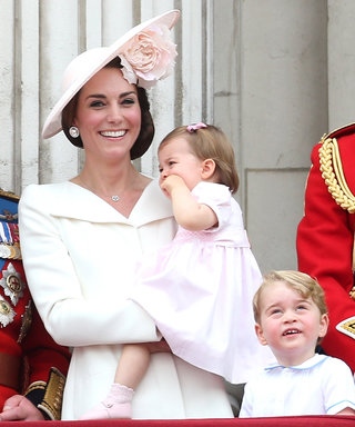 Queen Elizabeth and Prince Charles React to the Birth of Kate Middleton and Prince William's Third Baby