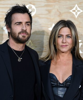 Jennifer Aniston and Ex Justin Theroux Nearly Ran Into Each Other at a Kid's Birthday Party