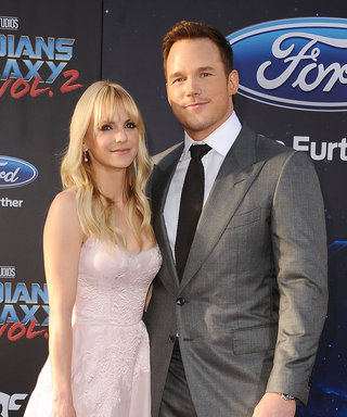 Anna Faris Reacts to Chris Pratt's Comment About Divorce