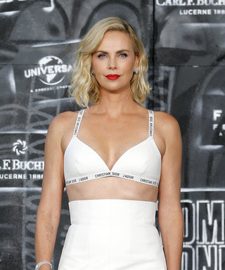 Charlize Theron Had to Gain and Lose 50 Pounds for a Movie Role