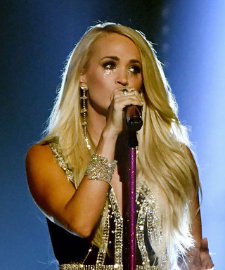 Carrie Underwood Returns to the Spotlight for the First Time Since Getting 40 Facial Stitches