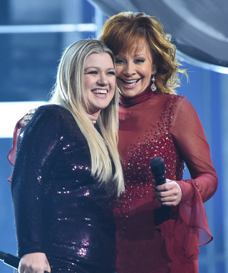 Reba McEntire and Daughter-in-Law Kelly Clarkson Sang a Duet at the ACM Awards