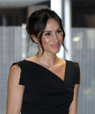 Meghan Markle Broke a Major Royal Rule for a Glam Red Carpet Date with Prince Harry