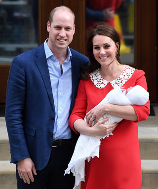 Why Kate Middleton Wore Red to Debut Royal Baby No. 3