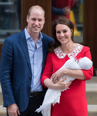 The Royal Family's Website May Have Just Accidentally Spoiled Baby No. 3's Name