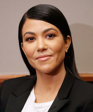 Kourtney Kardashian Took Her Green Beauty Obsession to Congress