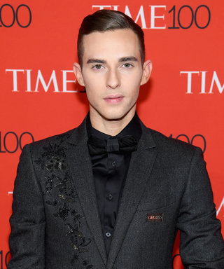 Adam Rippon Threw His Phone Across the Room After Reading Cher's Tribute to Him