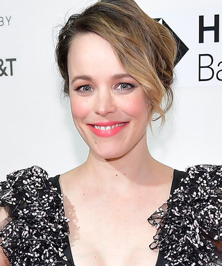 Rachel McAdams Wears Sheer Gown in First Red Carpet Appearance Since Welcoming Baby Boy