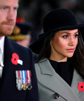 Meghan Markle Wore Two Very Different Statement Hats Before Noon