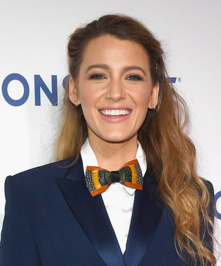 Let Blake Lively's Anthropologie Earrings Remind You How Cute Its Jewelry Section Is