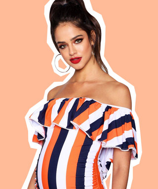 15 Gorgeous Swimsuits to Flaunt Your Baby Bump