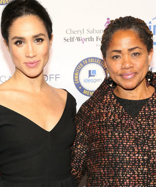 Did Meghan Markle's Mom Just Drop a Hint About Her Wedding Dress Designer?