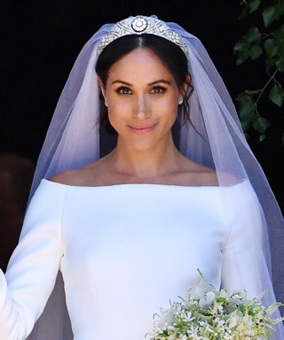 You'll Never Guess Where We Found a Replica of Meghan Markle's Wedding Dress