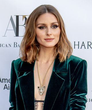 Olivia Palermo Gives a Lesson in Making Work Pants Look Sexy