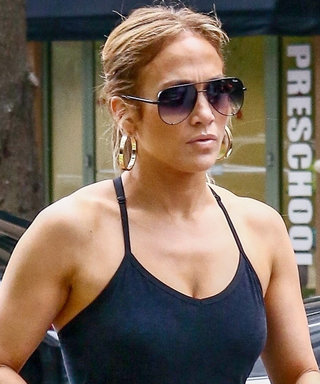 J. Lo, Queen of Bling, Carries a $2,900 Bag to the Gym