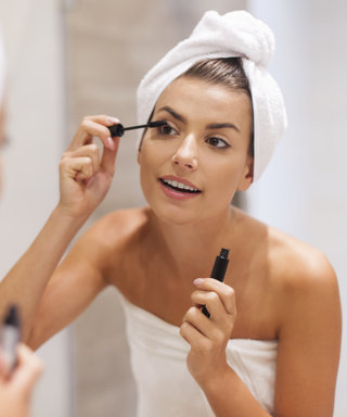 This $5 Clear Mascara Gives Your Lashes Volume, But Without the Mess
