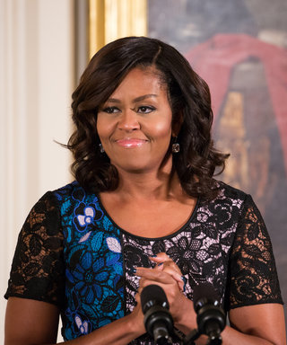 """Michelle Obama Recounts """"Scary"""" Time at Princeton with College Throwback Photo"""