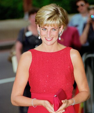 Princess Diana Once Wore a Lace Slip Dress with a Choker to the Met Gala